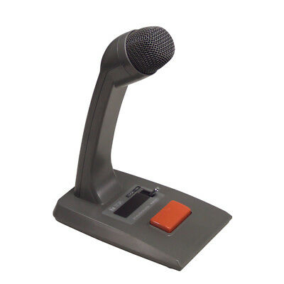 Toa TOA004 PM660D Paging Microphone 2.5 m Lead LLA1071