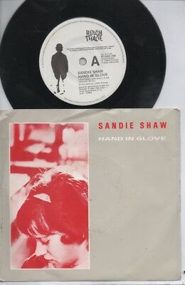 "THE SMITHS  S. SHAW  Rare 1984 Aust Promo Only 7"" OOP P/C Single ""Hand In Glove"""
