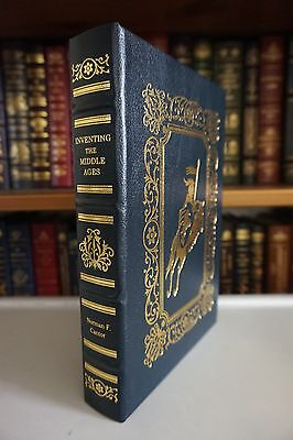 INVENTING THE MIDDLE AGES Norman Cantor Gryphon Legal Classics Leather