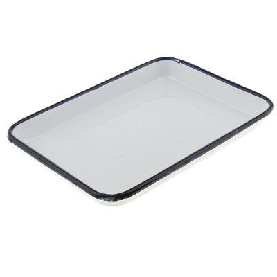 Lab Medical Dental Surgical Instruments Tools Sterilizing Tray Plate 20x30cm