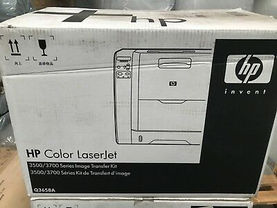1 x Genuine HP Q3658A Black Transfer Kit