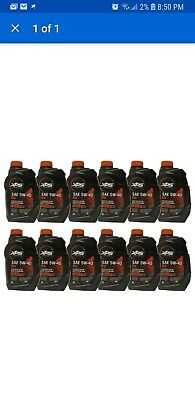 Case of BRP Sea Doo/Can-Am & ATV XPS 4 Stroke Oil XP-S Quarts 779133 / 293600121