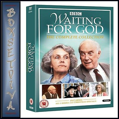 Waiting For God - The Complete Collection Series 1 - 5  *brand New Dvd Boxset
