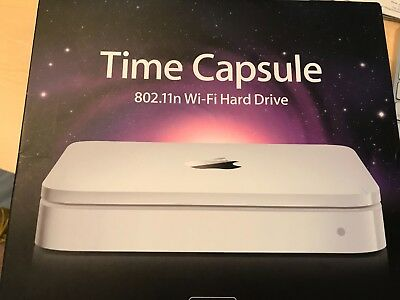 Apple Time Capsule - 500Gb | 3rd Generation | A1254