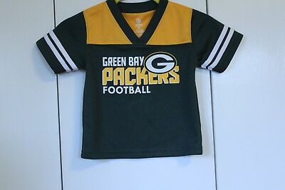 the best attitude bdb5c 65d4c GREEN BAY PACKERS Official NFL Apparel Infant Toddler Size T ...