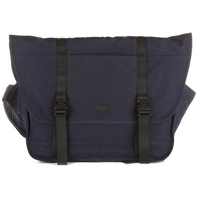 101 Bandoulière Neuf Eur Homme Armani Jeans 3f9 00 Bleu Sac WH2YeIbED9