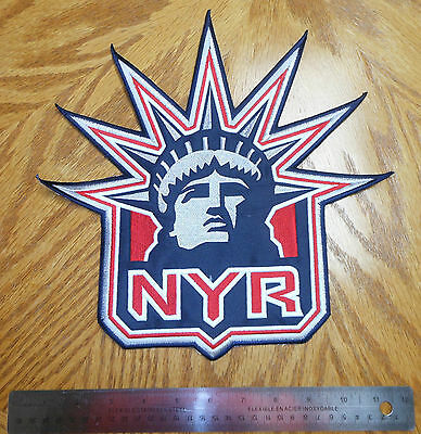 New York Rangers Jersey Crest Patch Third Jersey Liberty Embroidered Nhl
