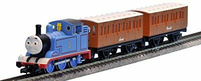 Tomix 93810 Thomas Tank Engine Friends Thomas 3 Cars Set N Scale with Tracking