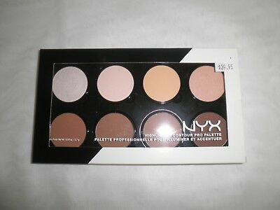 NYX Highlight & Contour Pro Palette ~ RRP $39.99