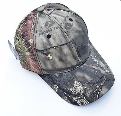 cb6b7751027 Mossy Oak CAMO CAP HUNTING CAMPING FISHING HIKING