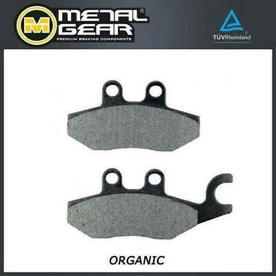 Brake Pads Rear for Piaggio Beverly 350 ie Sport Touring ABS 2014 2015