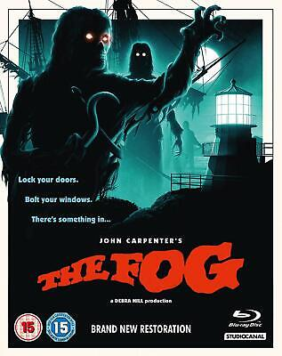 The Fog [2018] (Blu-ray) Adrienne Barbeau, Jamie Lee Curtis, Janet Leigh