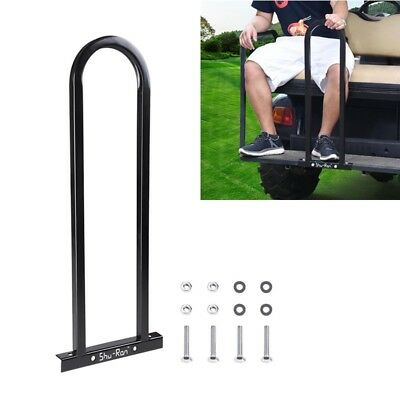 Rear Seat Safety Grab Bar Hand Rail Golf Cart Club Car Universal for EZGO Yamaha