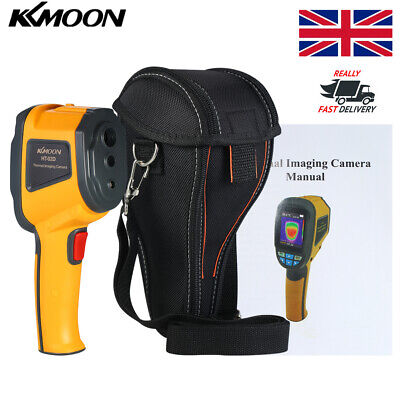 KKmoon HT-02D Handheld TFT Thermal Imaging Camera Infrared IR Thermometer J8T6