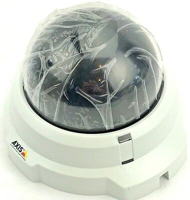 Axis P3301 216FD M3204 IP Security Camera Clear Dome Cover 8/10 Condition