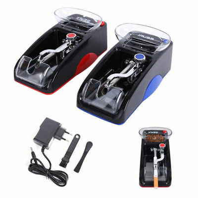 Electric Cigarette Rolling Machine Automatic Tobacco Injector Maker Roller Best