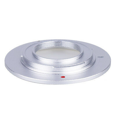 C-M4/3 Camera C mount Movie Lens to Micro M4/3 Camera body Lens Adapter Ring S