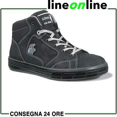 Scarpe antinfortunistiche U Power Lion S3 SRC - Scarpa da lavoro UPower The Roar