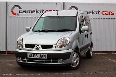 2006 Renault Kangoo 1.6 Petrol, Automatic, Wheelchair Adapted, Low Mileage
