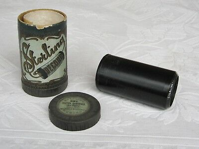 Sterling Phonograph Cylinder Record ~ Music Hall song ~ Burt Newton