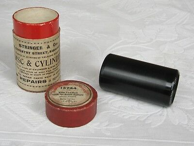 Edison Phonograph Cylinder Record ~ Music Hall song ~ Harry Lauder