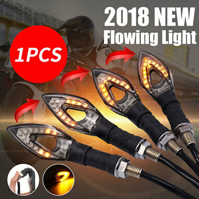 4BB0 Flowing Replacement Signal Lamp Motorcycle Bulb Indicator Light Refit