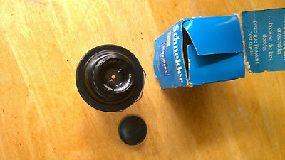 Schneider Componar C Meopta Anaret 4.5 80mm Enlarger Lens 4.5/80