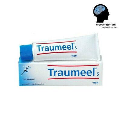 Traumeel S Ointment 50g / 100g anti-inflammatory, Pain Relief