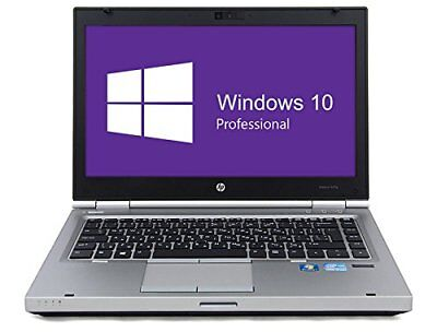 "Refurbished HP Elitebook 8470p Notebook 14"" Intel Core i5-3320M 2,6 GHz 8Gb Ram"