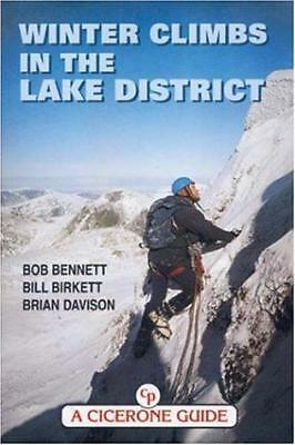 Winter Climbs in the Lake District (Cicerone Winter and Ski Mountaineering), Ver