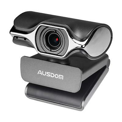 Computer Camera, AUSDOM Widescreen High Definition Webcam 1080P , HD Web Cam