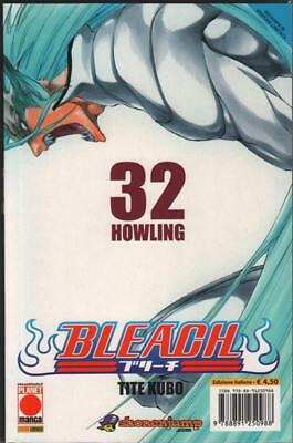 Tite Kubo BLEACH n. 32 SECONDA RISTAMPA Planet Manga Panini