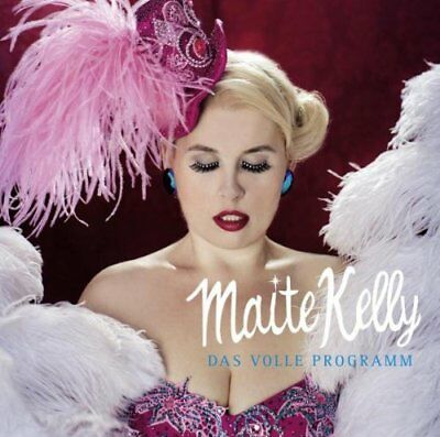"CD Album ""Das volle Programm"" von Maite Kelly +++ TOP +++"