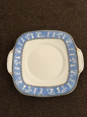 1920's period design Crown Staffordshire Plate/Serving Dish Made In England