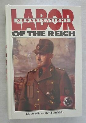 BENDER BOOK LABOR ORGANIZATIONS of the REICH by ANGOLIA WW2 Collector Reference