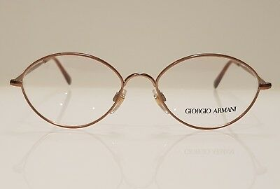 Giorgio Armani genuine vintage metal spectacle frames unworn SEE NOTE**