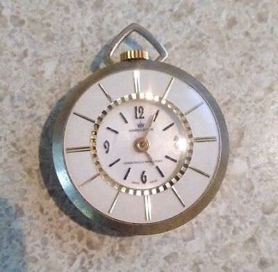 Harvester Unbreakable Mainspring Pocket Watch