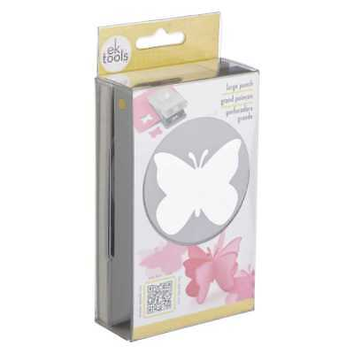 NEW EK Tools Large Butterfly Punch By Spotlight