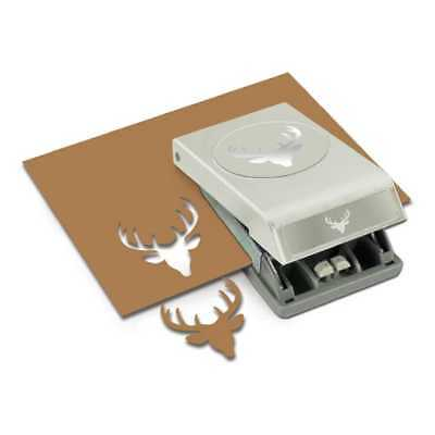 NEW EK Tools Large Deer Head Punch By Spotlight