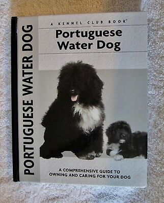 Portuguese Water Dog - Comprehensive Guide To Owning & Caring For Your Dog