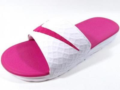 8049153bb06d Buy pink and white nike slides