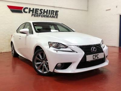 2014 Lexus Is300H Executive Edition, 43K, Fmdsh, One Owner, Stunning!