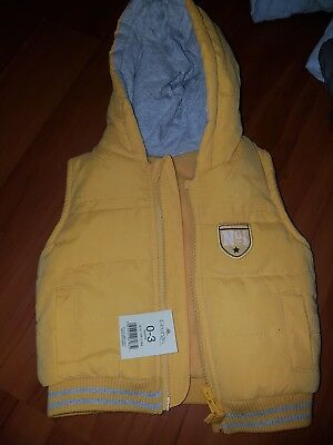 Baby Boy Body Warmer new with tags