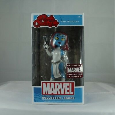 Funko Rock Candy of Mystique (Marvel Collectors Corp. Exclusive)