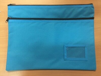 Osmer Pencil Case Large Blue 350 x 260mm misc