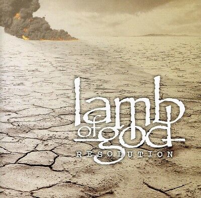 Lamb Of God - Resolution (CD Used Very Good)