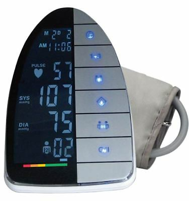 Advanced Automatic Digital Upper Arm Blood Pressure Monitor with large BP Cuff