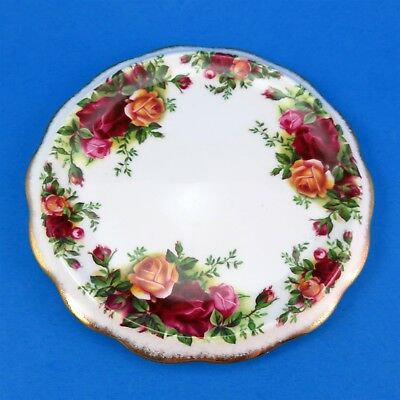 Royal Albert Old Country Rose Trivet for Coffee Pots or Tea Pots