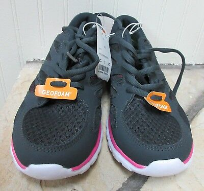 a5788e716d30f C9 by Champion Women s Geofoam running sneakers shoes sz 6.5 gray pink NEW