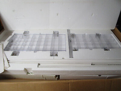 Original Handi Quilter Tabletop Quilting Sewing Frame System With Box